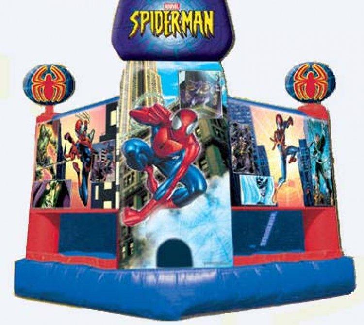 Spider-man Club 16x18