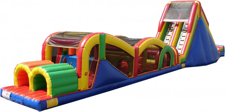78 FT Extreme Obstacle Course