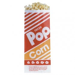 Popcorn Bags (Put in Popcorn)